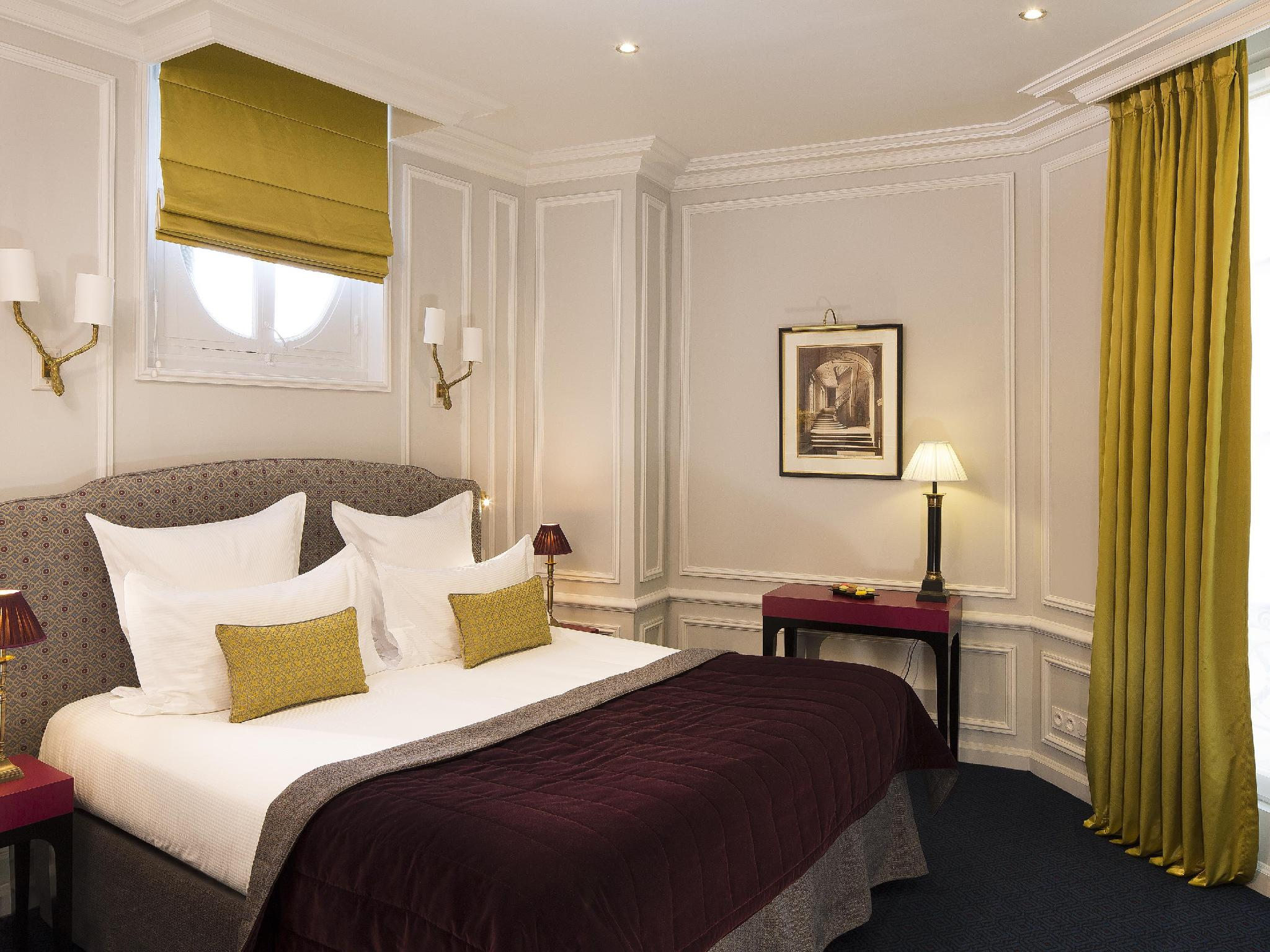 Best Price on Hotel Bourgogne & Montana by MH in Paris Reviews