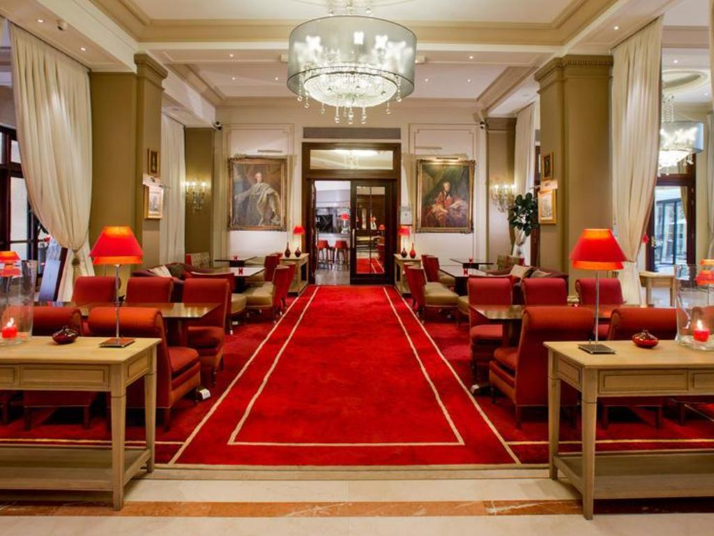 Lobby Hotel California Champs Elysees