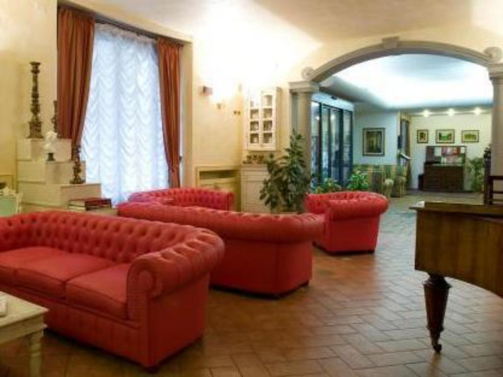 Interior view Hotel Alba Palace