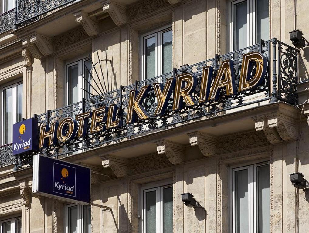 best price on hotel kyriad paris 10 gare du nord in paris reviews. Black Bedroom Furniture Sets. Home Design Ideas