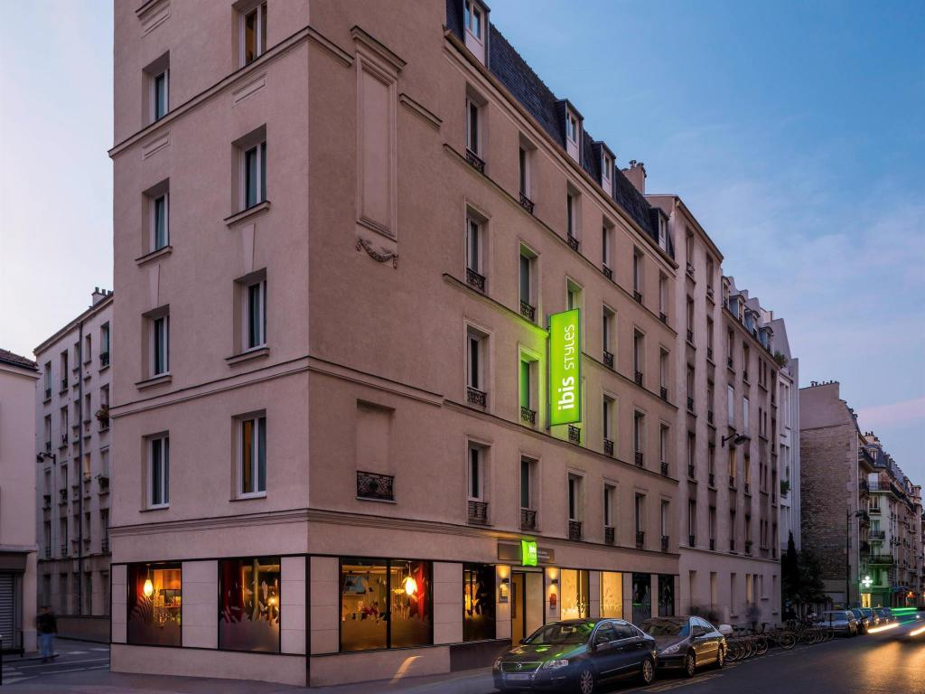 Ibis Styles Paris Alesia Montparnasse Paris France