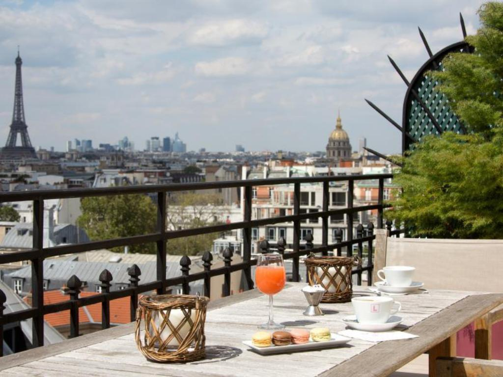Le Littre Hotel in Paris - Room Deals, Photos & Reviews