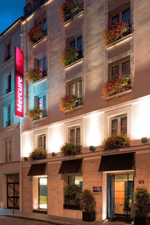 Mercure Paris Champs Elysees Hotel