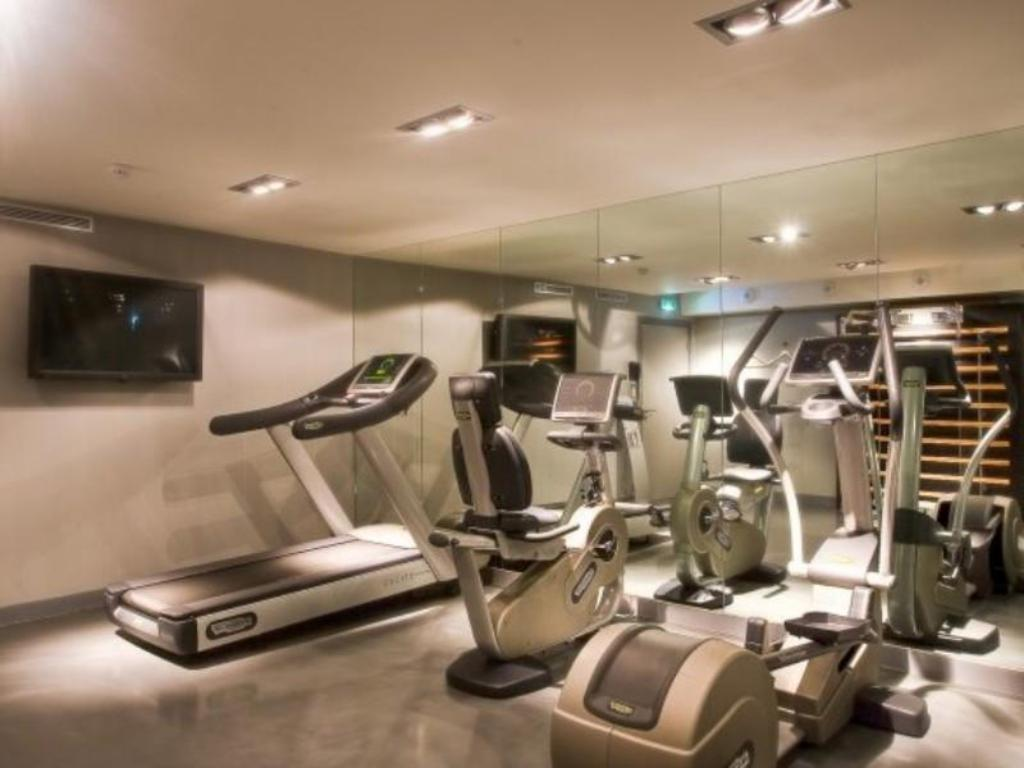 fitnesscentrum Pavillon Nation