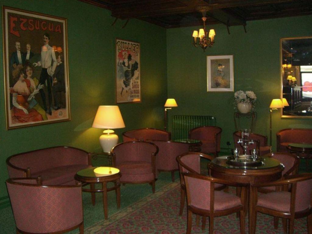 Royal Fromentin Hotel Paris France