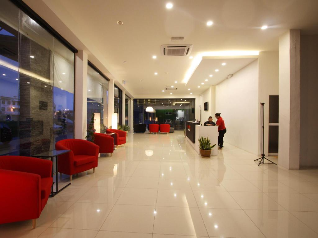 More about Place2Stay Business Hotel @ Waterfront