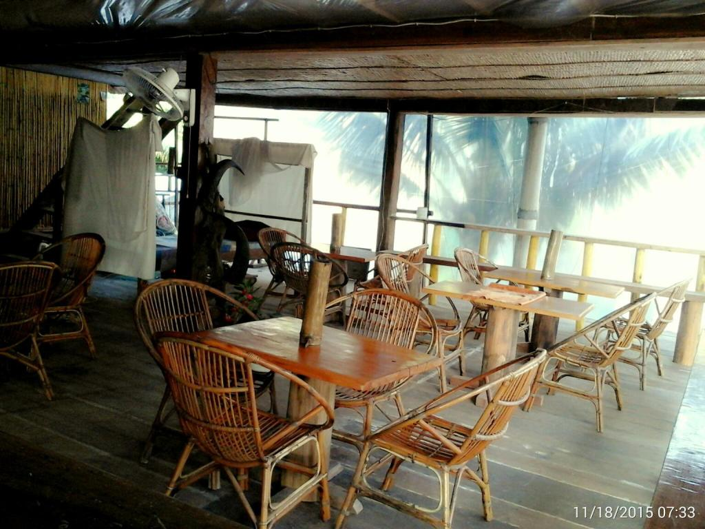 Interior view Thien Arn Guesthouse and Restaurant