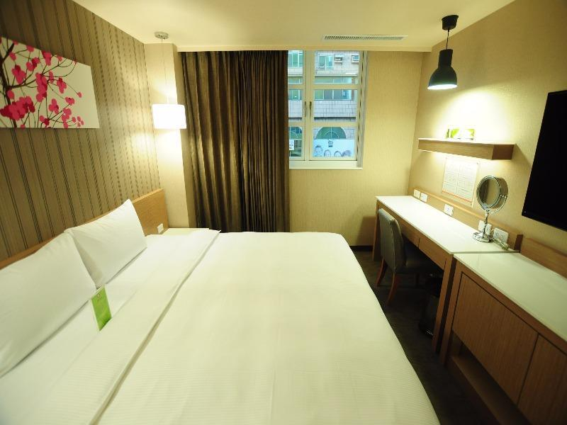 商務雙人房 (Business Double Room)