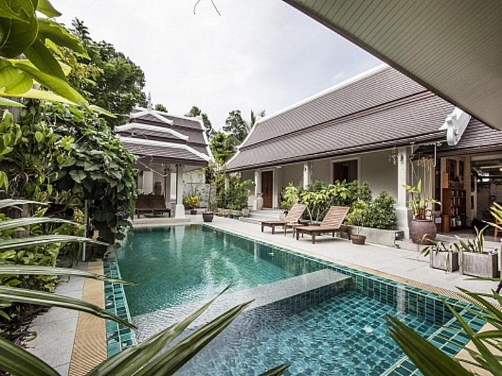 Swimming pool Namuang Villa - 3 Beds