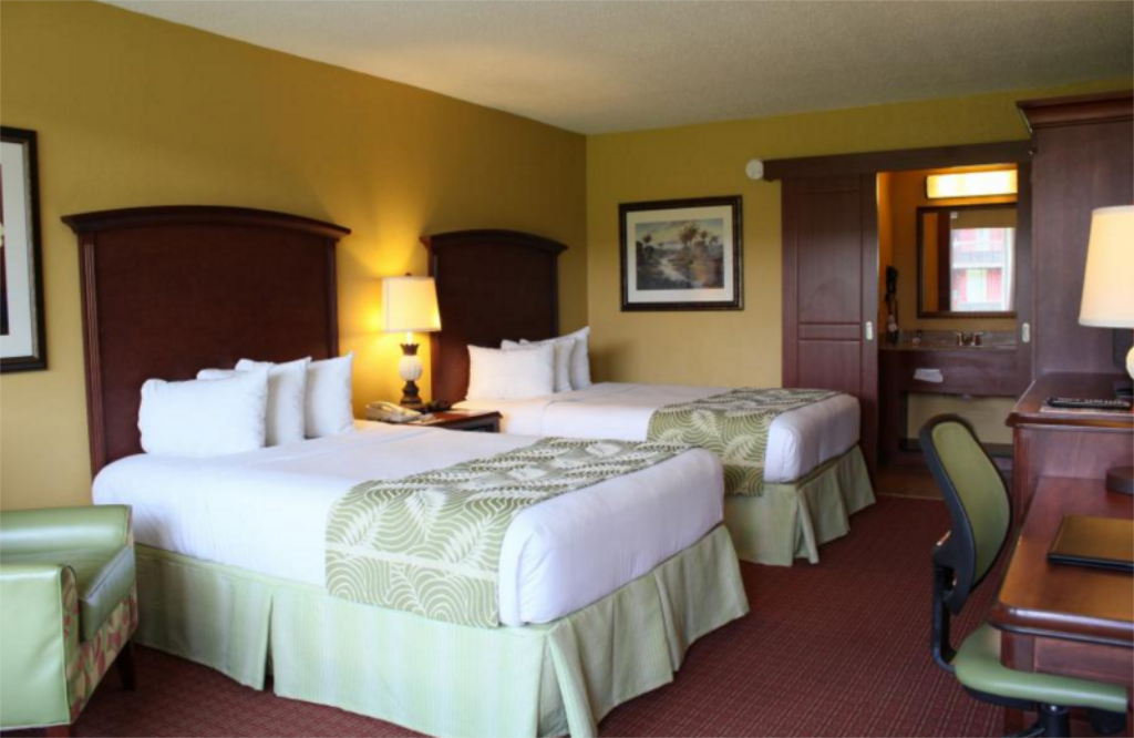 Deluxe Double Room - Guestroom Rosen Inn International