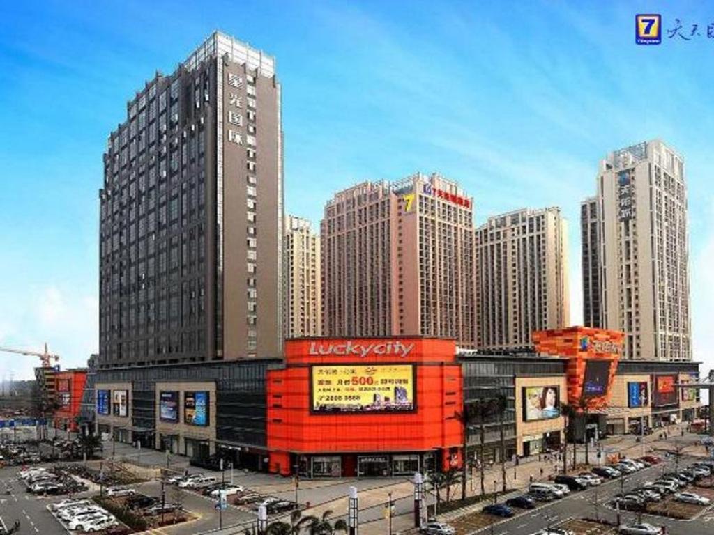 7 Days Inn Foshan Lecong Lucky City Plaza Branch Hotel In Foshan Easy Online Booking