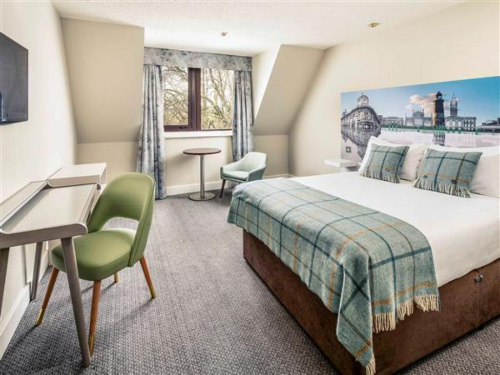 Classic 1 double bed - Guestroom Mercure Hull Grange Park Hotel