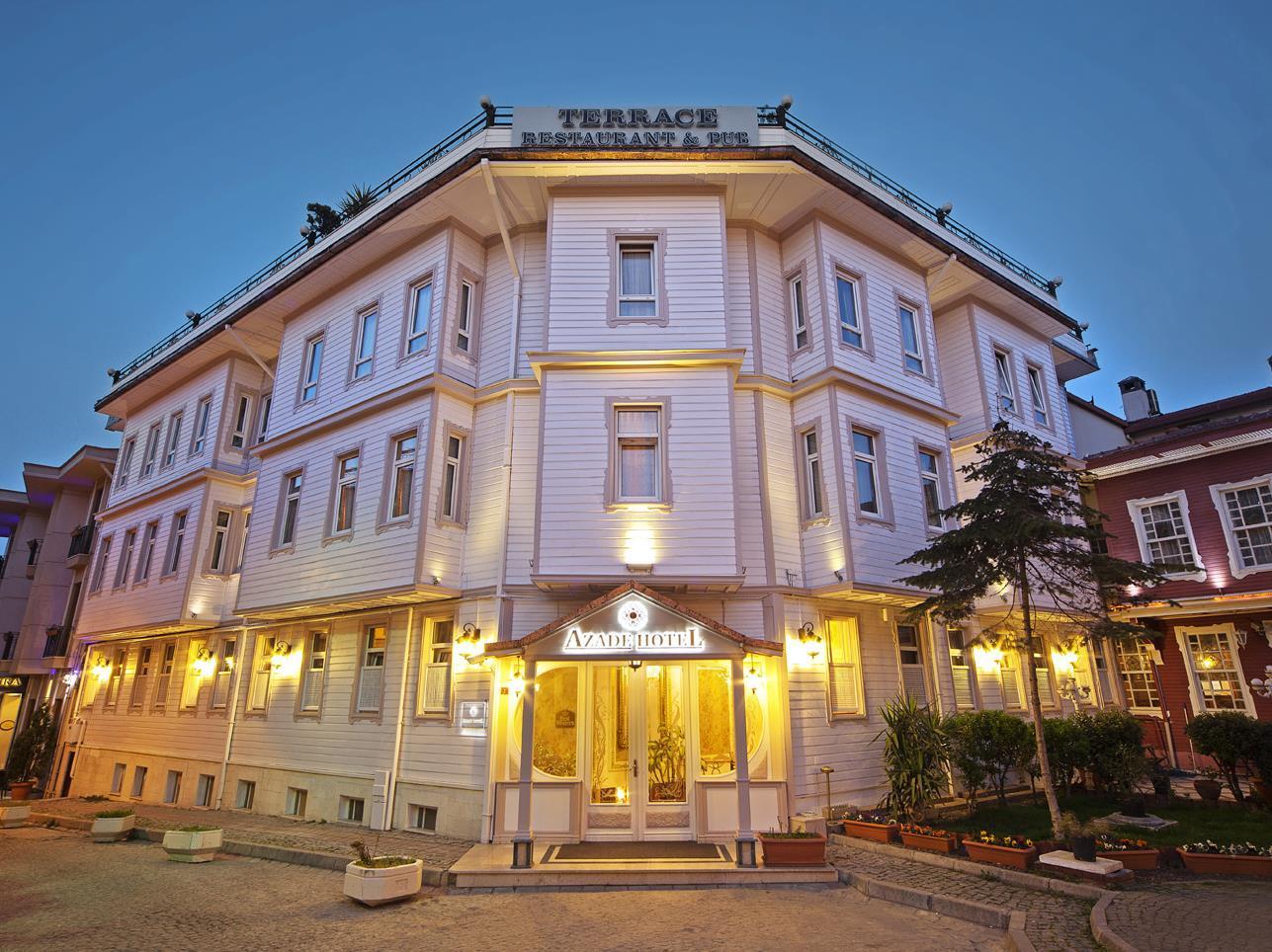 Продажа гостиницы г стамбул