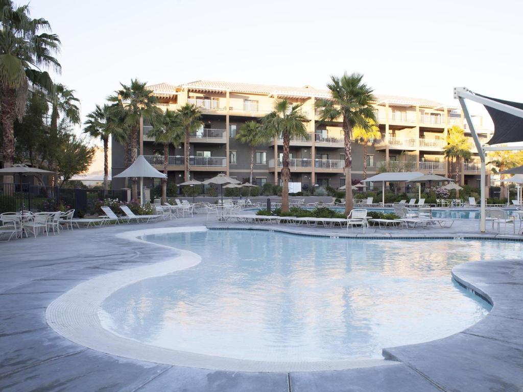 piscina al aire libre Indio Resort by ResortShare