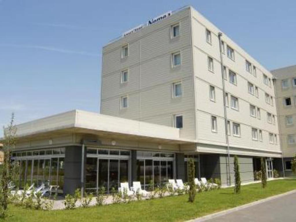 Nemea Appart U0026 39 Hotel Toulouse Saint-martin In France