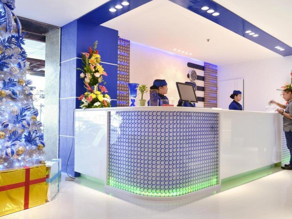 Das Icon Hotel Timog In Manila Buchen