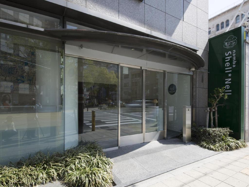 Shell Nell Namba Bywbf Osaka Parhaat Tarjoukset Agoda Com