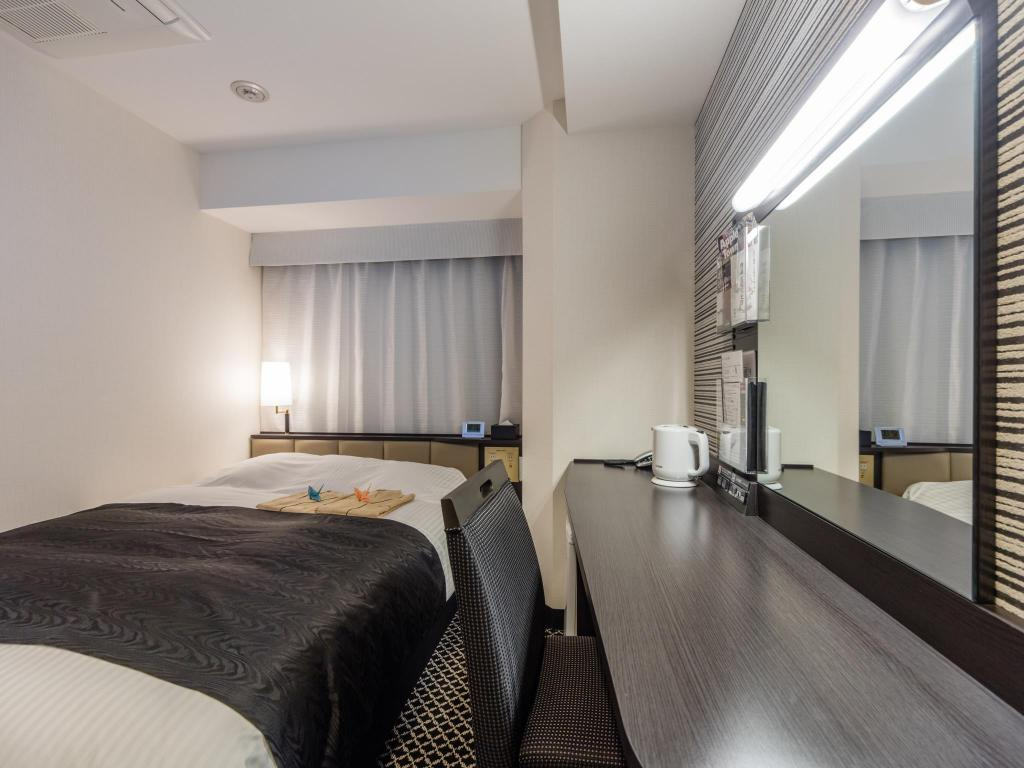 Single - Non-Smoking - Bed APA Hotel Keisei Ueno-Ekimae