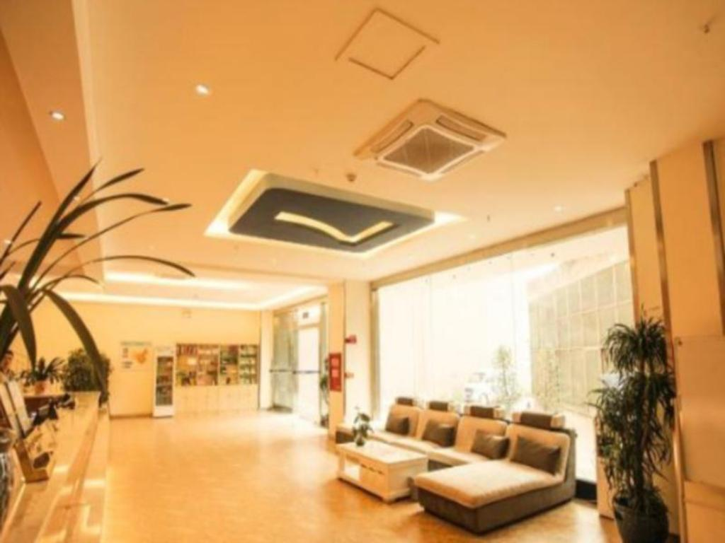 Lobby 7 Days Inn Xichang Hangtian Street Lv You Ji San Center Branch