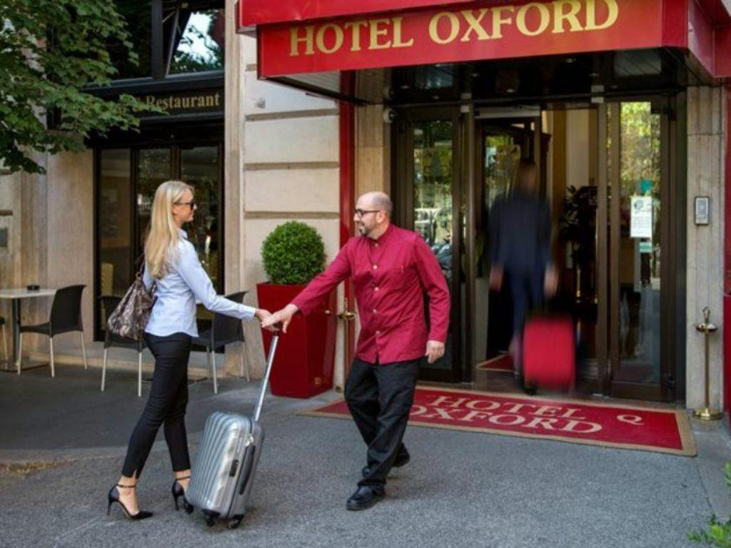 Hotel Oxford in Rome - Room Deals, Photos & Reviews