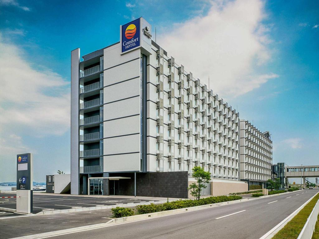 Vista exterior Comfort Hotel Central International Airport