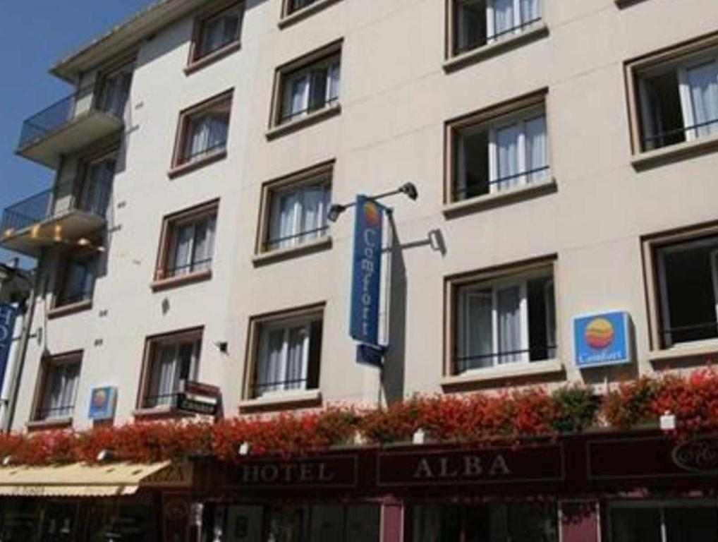 More about Comfort Hotel Alba Rouen