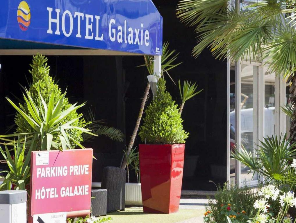 Comfort Hotel Galaxie - Nice St Laurent Du Var In Saint-laurent-du-var