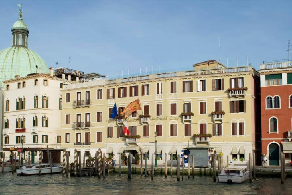 Hotel Carlton On The Grand Canal In Venice Room Deals Photos