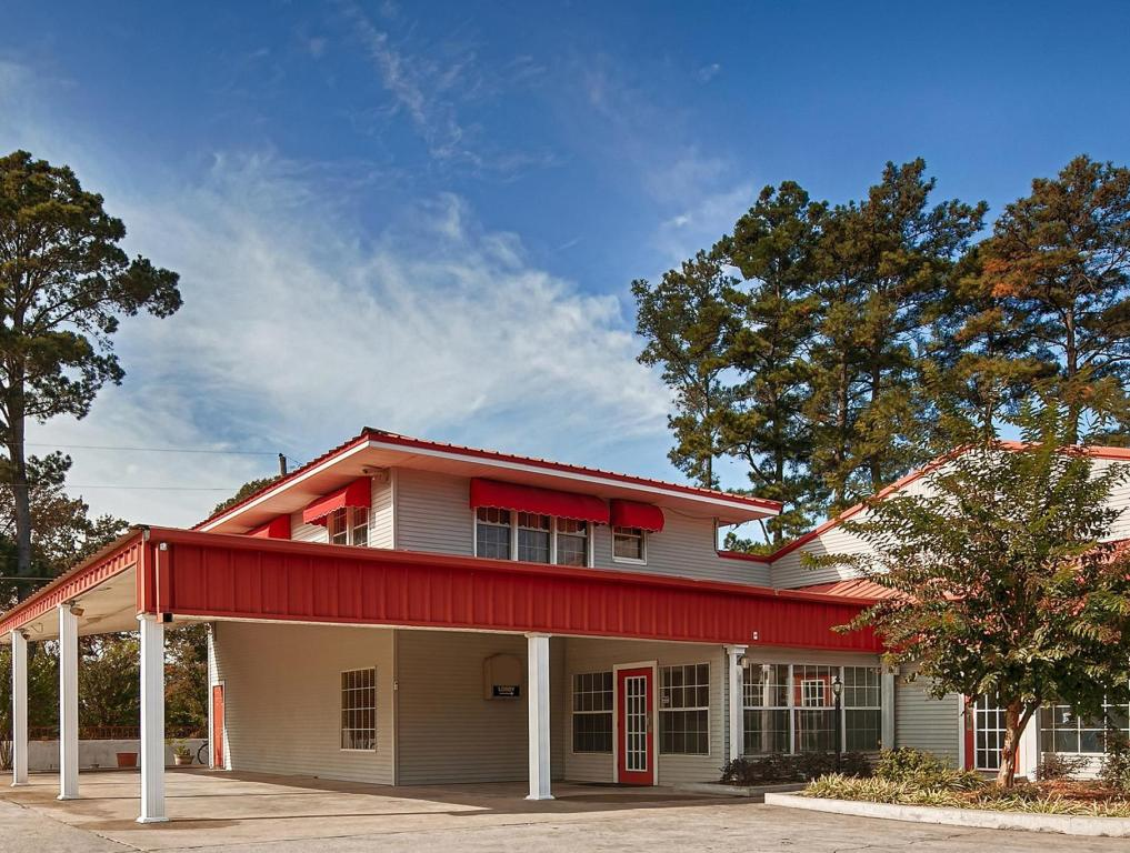 Americas Best Value Inn - Winnsboro, LA