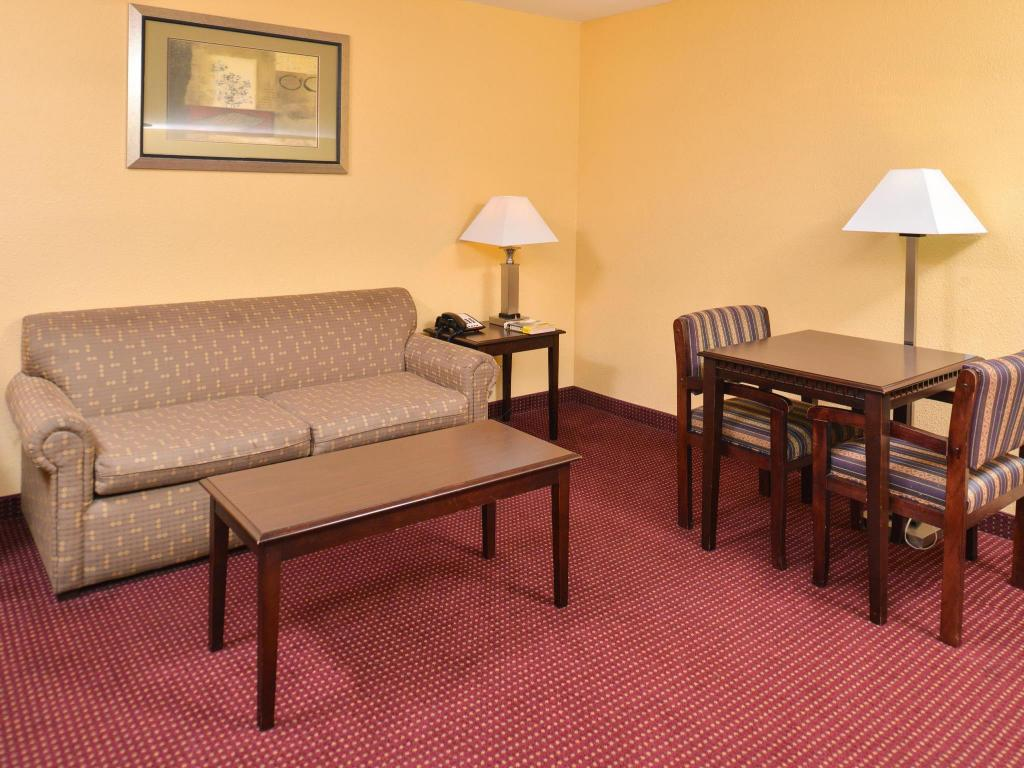 Интериор на хотела Americas Best Value Inn - Winnsboro, LA