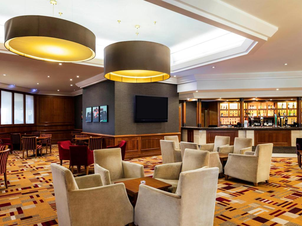 Lobi Mercure Daventry Court Hotel and Spa