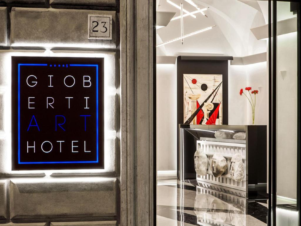 More about Gioberti Art Hotel