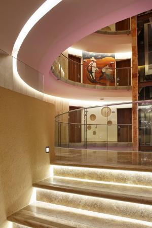 Lobby Senses Quinta Avenida By Artisan Adults Only