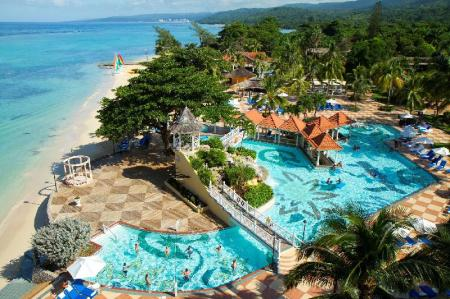 Swimming pool [outdoor] Jewel Dunn's River Adult Beach Resort & Spa, All-Inclusive