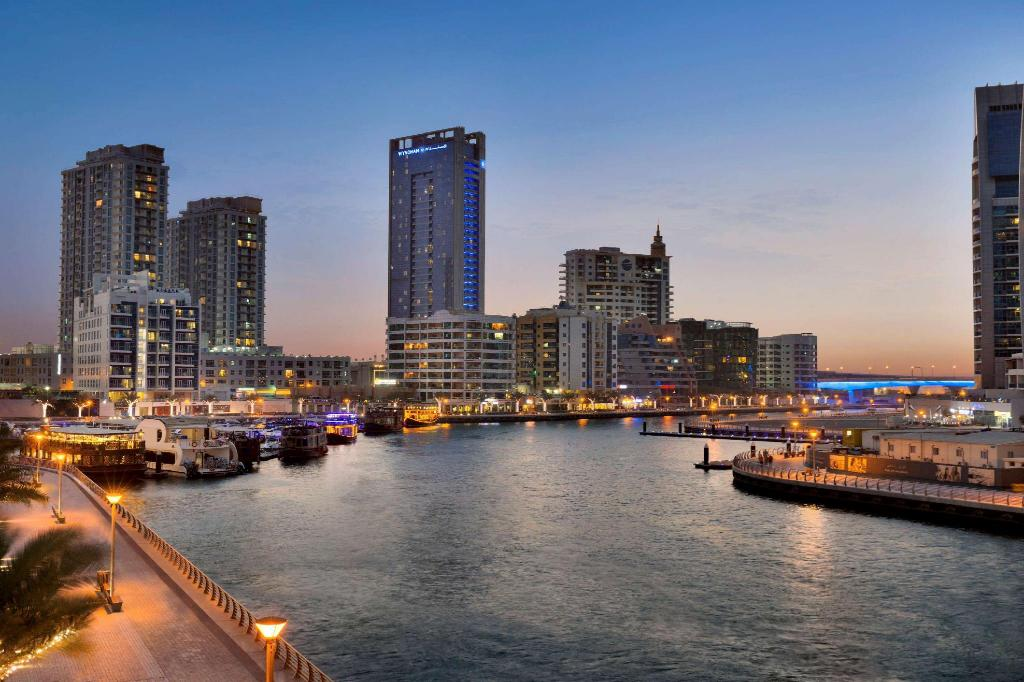 More about Wyndham Dubai Marina
