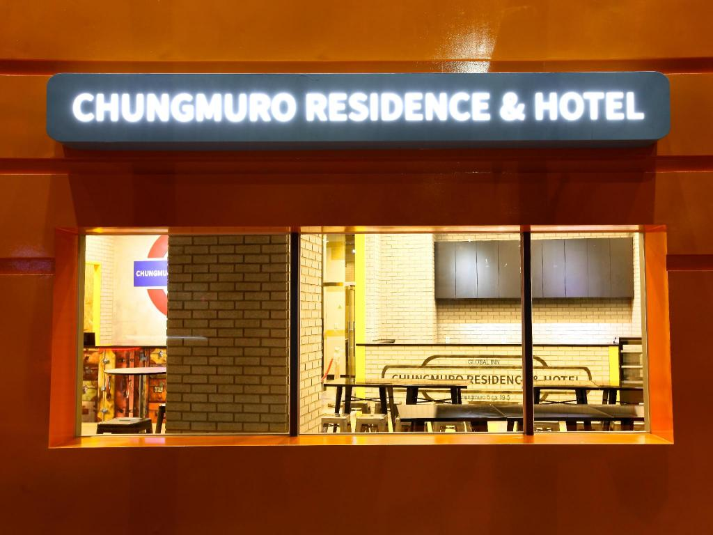 Vchod Chungmuro Residence and Hotel