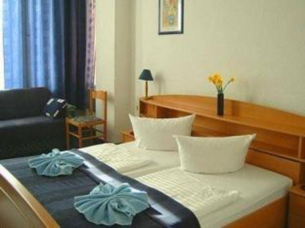 Single - Guestroom City Pension Berlin