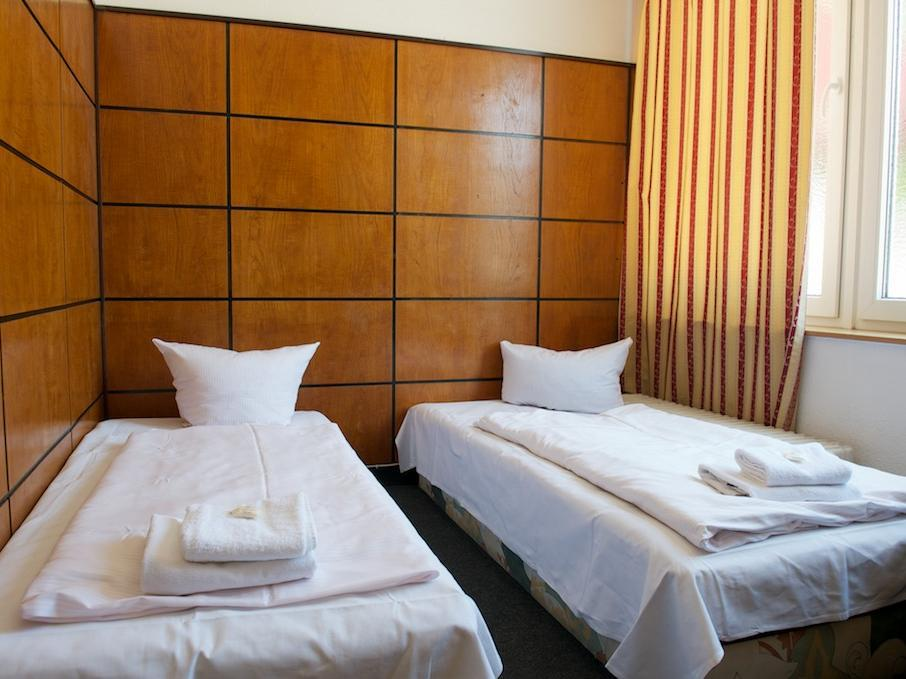 Chambre Double ou Twin (Double or Twin Room)