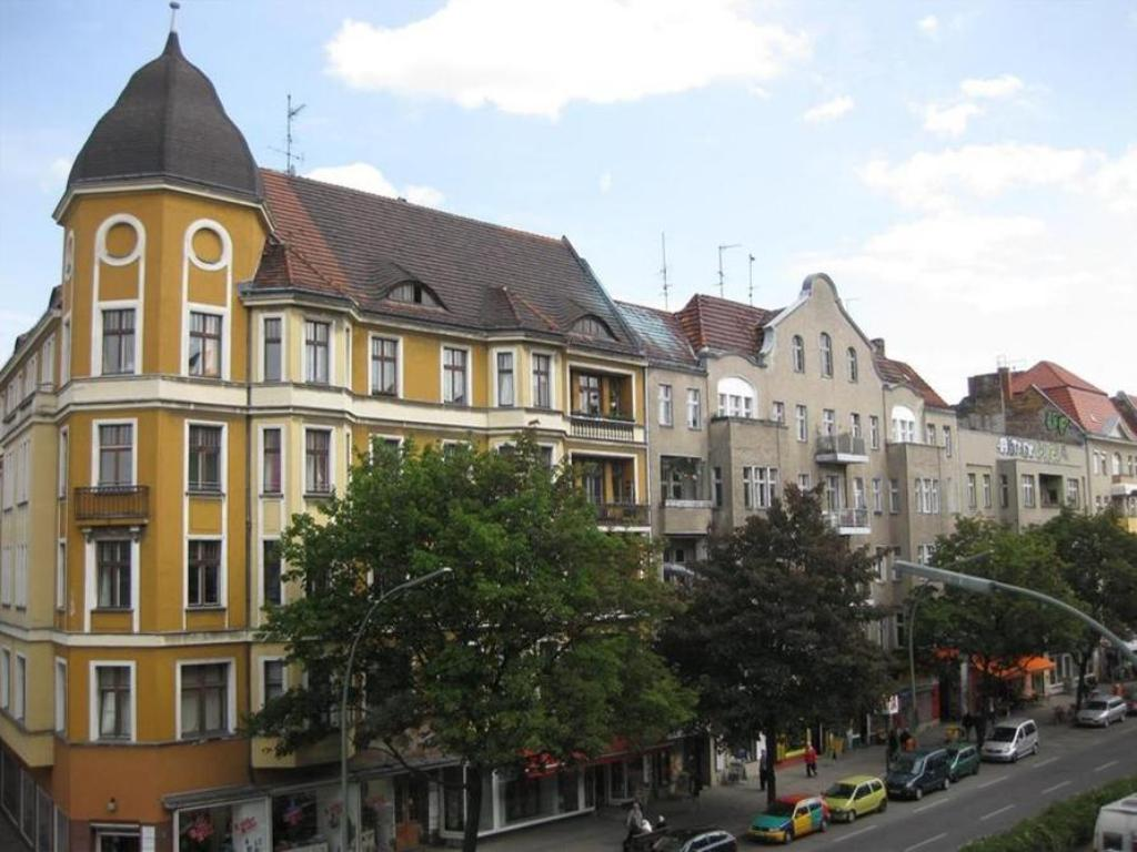 Экстерьер Hotel am Hermannplatz