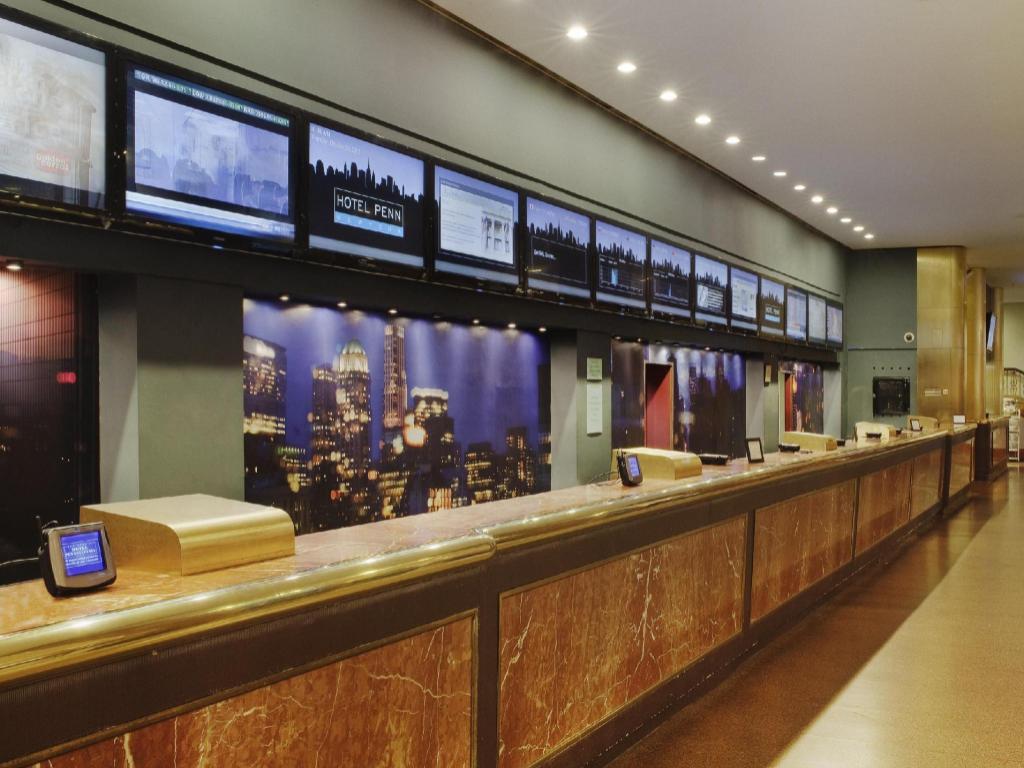 Hotel Pennsylvania In New York Ny Room Deals Photos Reviews