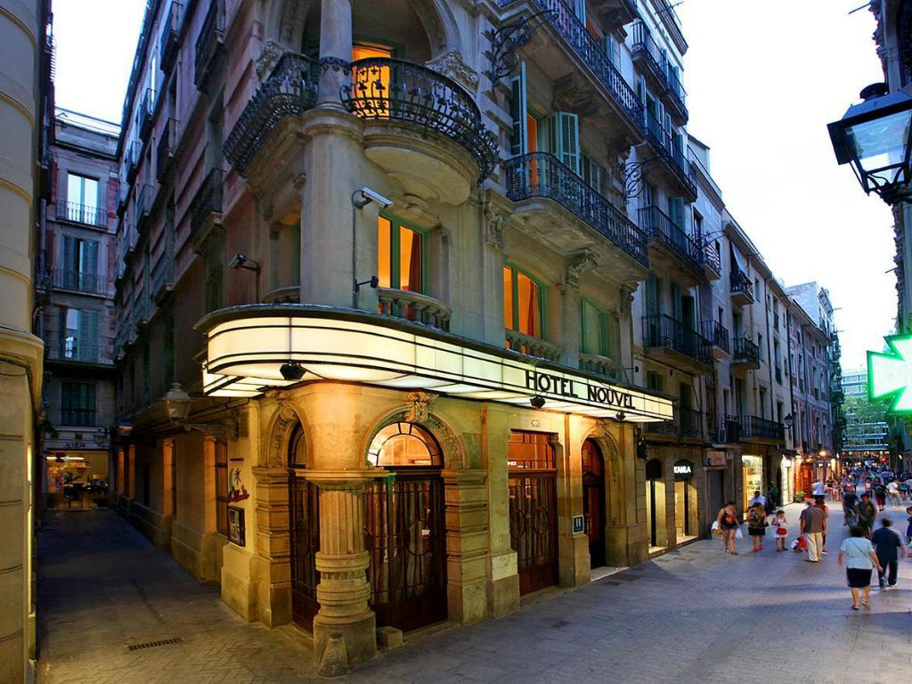 Hotel Nouvel Barcelona Reviews