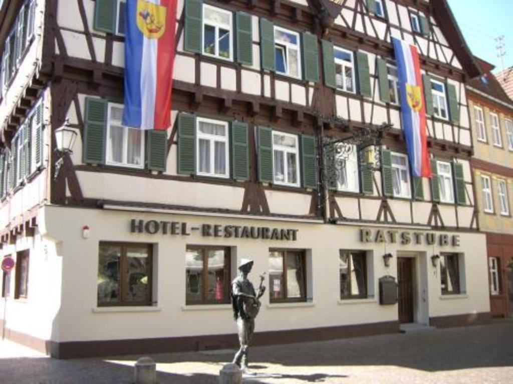 Hotel Garni Ratstube Bad Urach Ab 58 Agoda Com