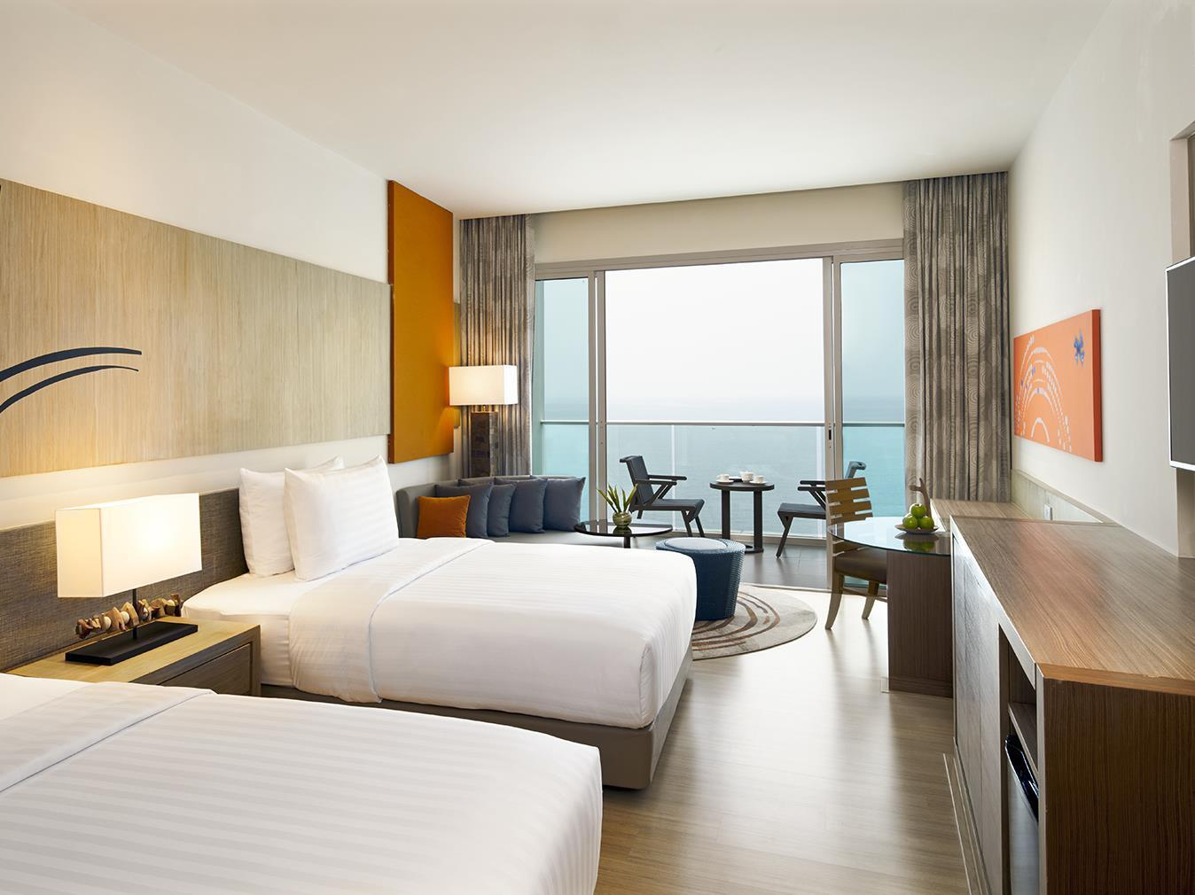 Premium Twin Sea View