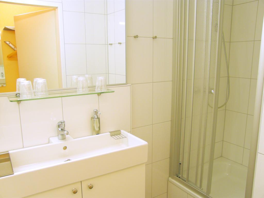 Kamar Mandi City Guesthouse Pension Berlin