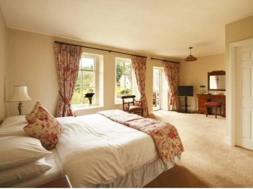 Double with View - Guestroom Best Western Limpley Stoke