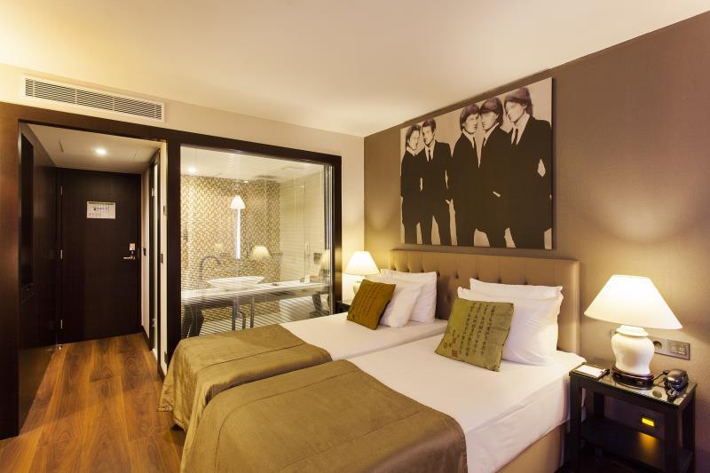 Cameră lux twin (Luxury Twin room)