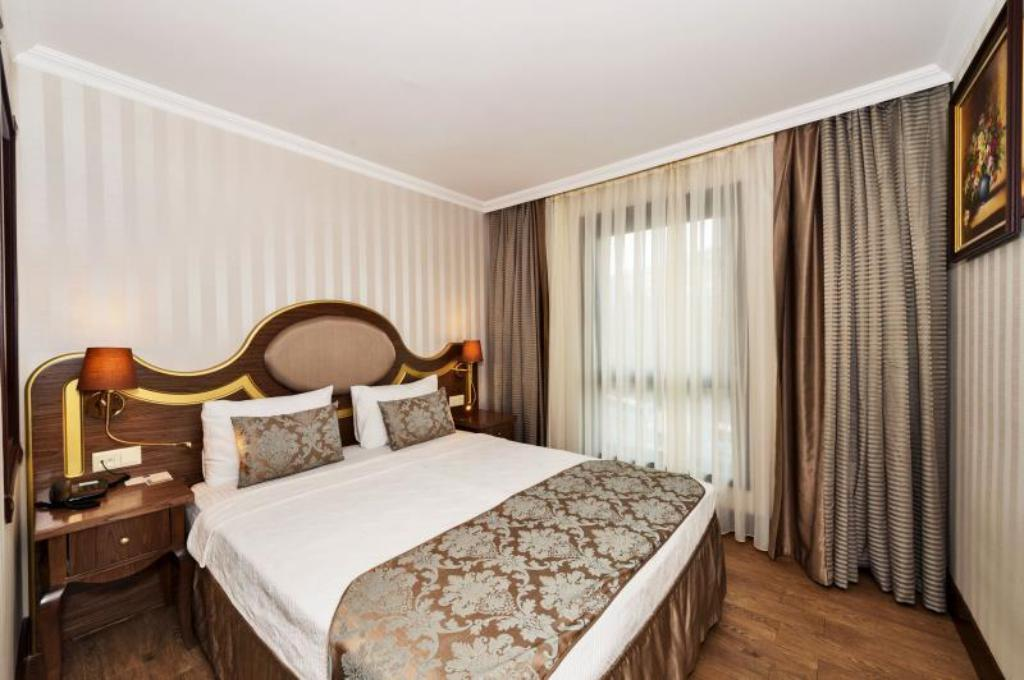 Economy Double Room - Non-Smoking Real Star Hotel