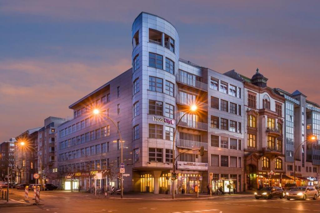Novum Hotel City Berlin Centrum
