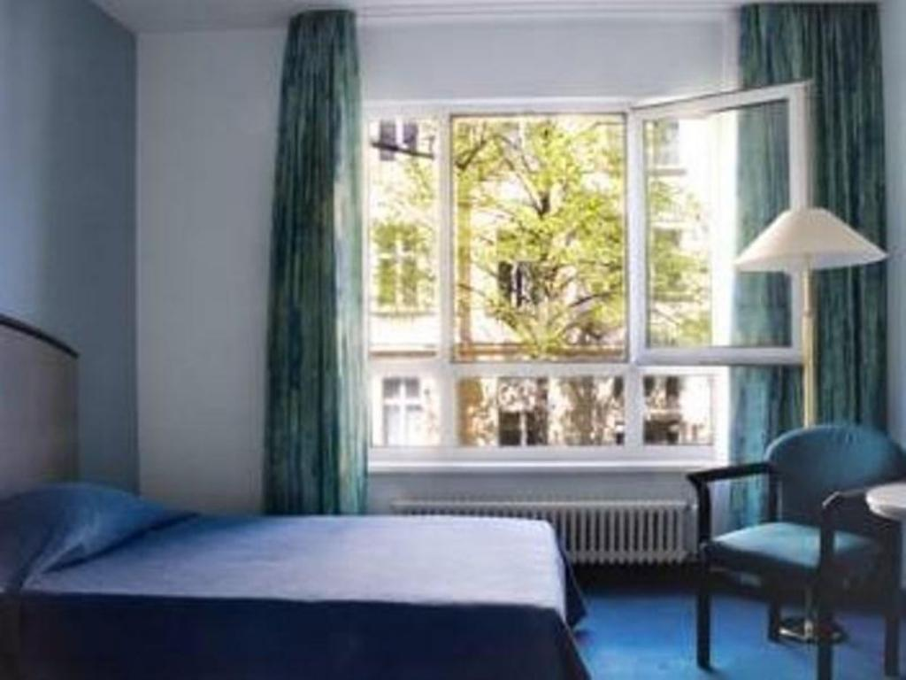 Single Room Hotel Alt Tempelhof