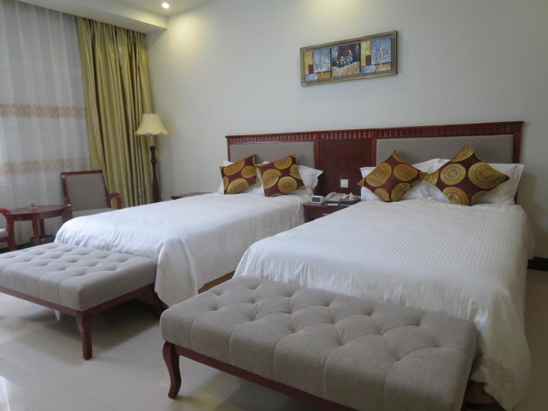Twin - 2 double beds
